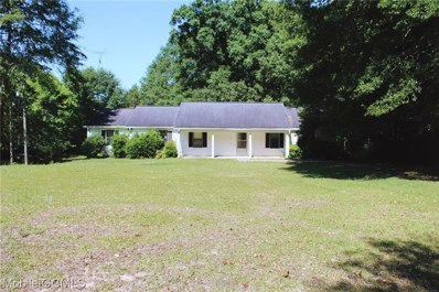 331 Six Forks Road, Millry, AL 36558 - #: 639403