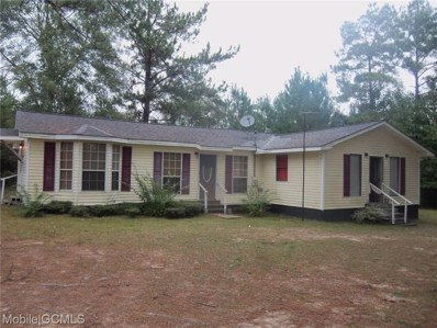 10681 Vinegar Bend Road, Vinegar Bend, AL 36584 - #: 649092