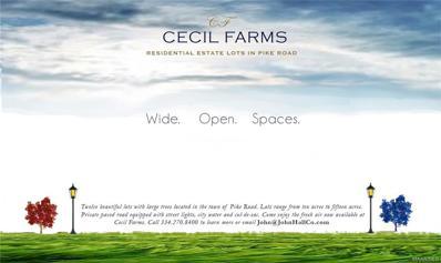 Cecil Farms . UNIT 7, Pike Road, AL 36013 - #: 301550