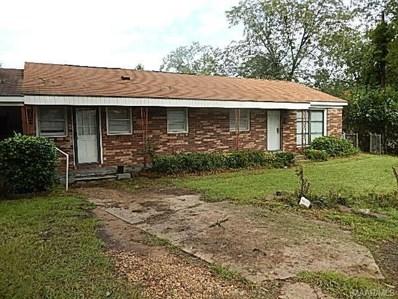107 Camellia Drive, Greenville, AL 36037 - #: 420658
