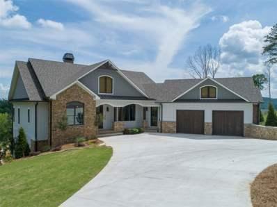572 Fall Creek Drive, Guntersville, AL 35976 - #: 1093874