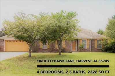 106 Kittyhawk Lane, Harvest, AL 35749 - #: 1101745