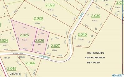 Lot 3 & 4 County Road 1027, Valley Head, AL 35989 - #: 1121076