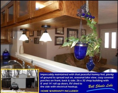 602 Crestview, Diamond City, AR 72644 - #: 18002229
