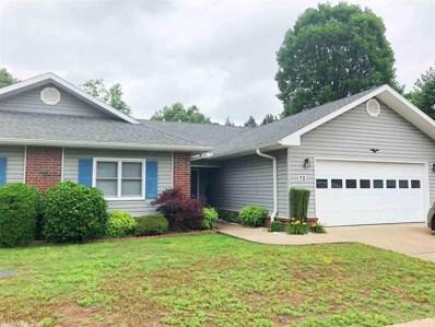12 Hickory, Cherokee Village, AR 72529 - #: 18016319
