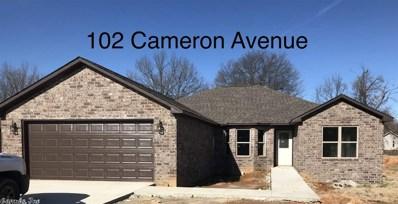 102 Cameron, Brookland, AR 72417 - #: 18037176