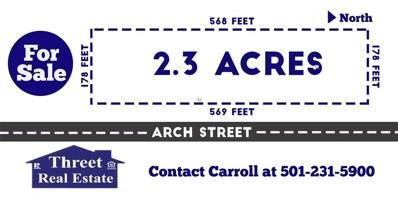 Arch Street, Little Rock, AR 72206 - #: 18039409