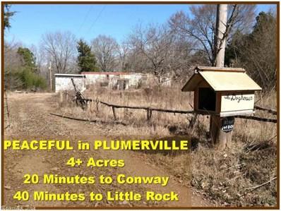 43 Cedar Ridge, Plumerville, AR 72127 - #: 19006779