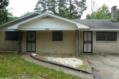 1517 W 20th, Pine Bluff, AR 71603 - #: 19015810