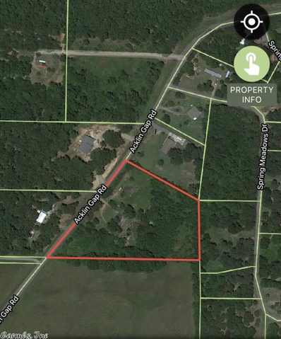 708 Acklin Gap Rd, Conway, AR 72032 - #: 21003117