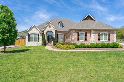 704 Durmast Lane, Greenwood, AR 72936 - #: 1023830