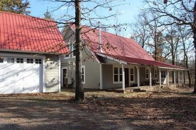 39838 Morris Creek Road, Howe, OK 74940 - #: 1032049