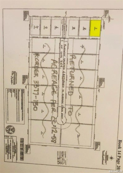 Lot 1 Pearcy Road, Bonnerdale, AR 71933 - #: 124084