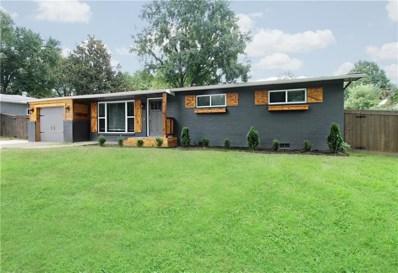 608 Nw K St, Bentonville, AR 72712 - #: 1097003