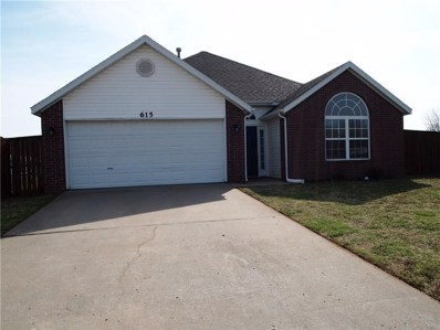 615 Emerald St, Lowell, AR 72745 - #: 1108225