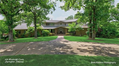 109 Woodcliff Circle, Springdale, AR 72764 - #: 1115172