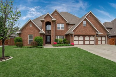6117 Valley Forge Drive, Rogers, AR 72758 - #: 1129657