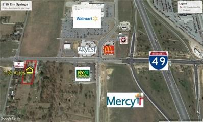 5119 Elm Springs Road, Springdale, AR 72762 - #: 1146373