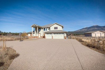 8344 W Mountain Shadows Drive, Flagstaff, AZ 86001 - #: 175653