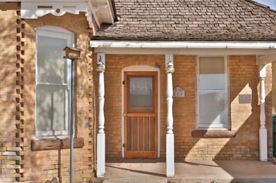 212 W 1st Street, Winslow, AZ 86047 - #: 175656