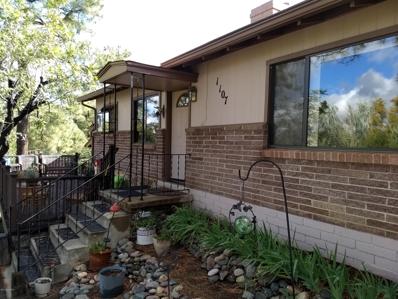1107 W Skyview Drive, Prescott, AZ 86303 - #: 1016232