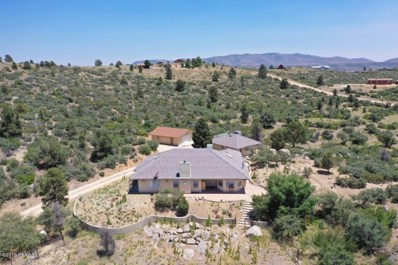 17877 S Pinon Lane, Peeples Valley, AZ 86332 - #: 1022420