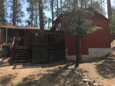 9 S Summer Homes Drive, Crown King, AZ 86343 - #: 5586065
