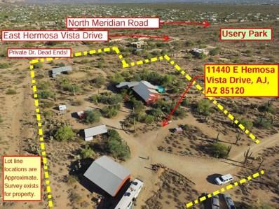 11440 E Hermosa Vista Drive, Apache Junction, AZ 85120 - #: 5690117