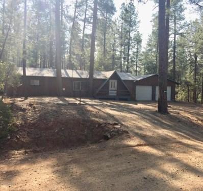 8871 W Wild Turkey Lane, Pine, AZ 85544 - #: 5707343
