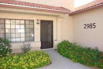 2985 N Oregon Street Unit 2, Chandler, AZ 85225 - #: 5743887