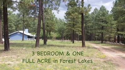 1787 Wildcat Road, Forest Lakes, AZ 85931 - #: 5771686