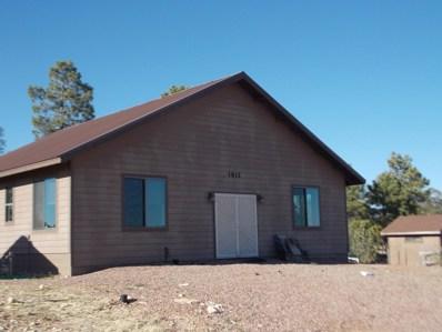 1812 Mus Heart Trail, Overgaard, AZ 85933 - #: 5781665