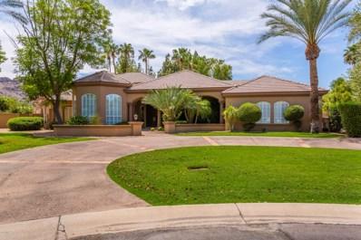 8302 N Canta Redondo Street, Paradise Valley, AZ 85253 - #: 5800674