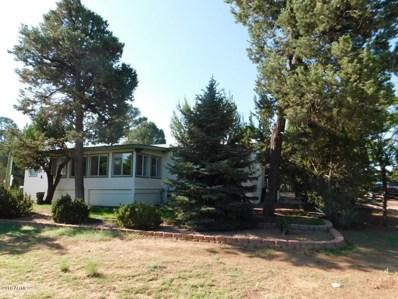 3595 Evergreen Drive, Overgaard, AZ 85933 - #: 5802758