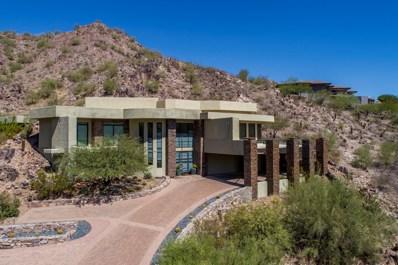4506 E Foothill Drive, Paradise Valley, AZ 85253 - #: 5820205