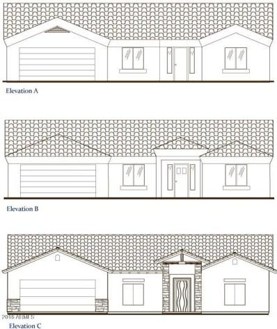 288XX N Bush Street, Wittmann, AZ 85361 - #: 5827032