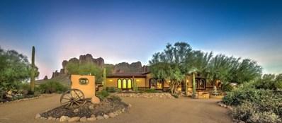 3719 N Canyon Crest Place, Apache Junction, AZ 85119 - #: 5827545
