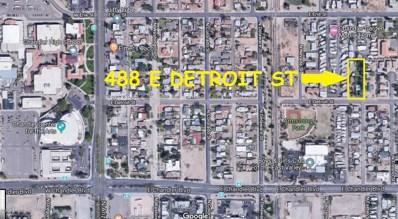 488 E Detroit Street, Chandler, AZ 85225 - #: 5831182