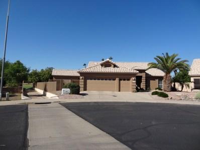 5352 S Amberwood Drive, Sun Lakes, AZ 85248 - #: 5845207