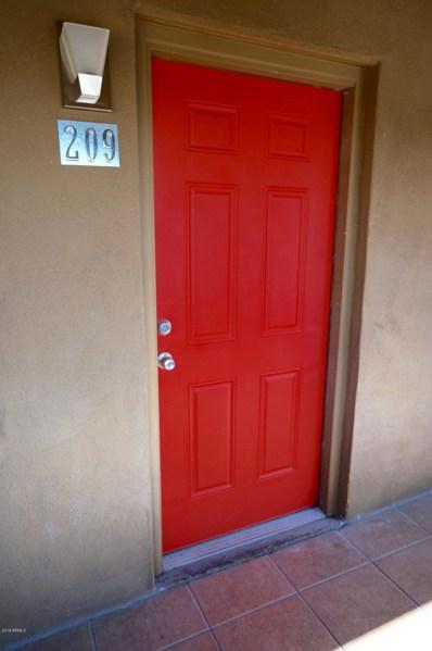 4401 N 12TH Street Unit 209, Phoenix, AZ 85014 - #: 5847692