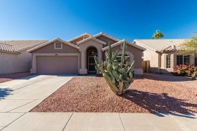 682 N El Dorado Drive, Gilbert, AZ 85233 - #: 5851758