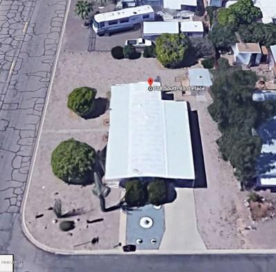 708 S 93RD Place, Mesa, AZ 85208 - #: 5894260