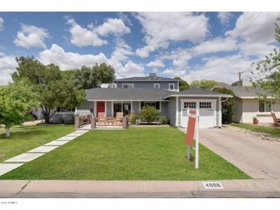 4908 E Indianola Avenue, Phoenix, AZ 85018 - #: 5909551