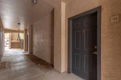 5345 E Van Buren Street UNIT 114, Phoenix, AZ 85008 - #: 5983849