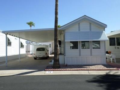 3710 S Goldfield Road UNIT 70, Apache Junction, AZ 85119 - #: 5988725
