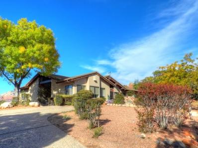 100 Lewis Way, Sedona, AZ 86336 - #: 518146