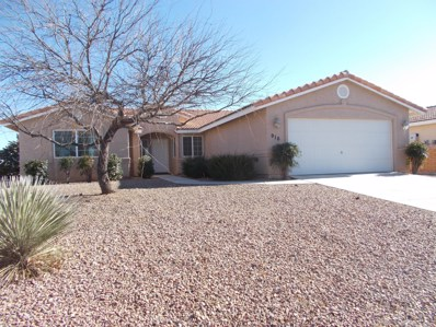 916 W Saguaro Drive, Pearce, AZ 85625 - #: 21805425