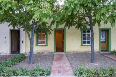 610 S Convent, (Condo # 610) Avenue, Tucson, AZ 85701 - #: 21812954