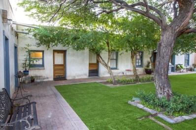 612 S Convent, (Condo #612) Avenue, Tucson, AZ 85701 - #: 21813119