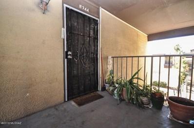 1620 N Wilmot Road UNIT E244, Tucson, AZ 85712 - #: 21824523